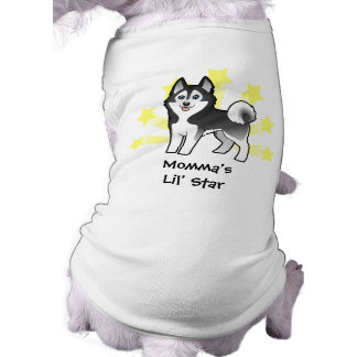 Little Star Siberian Husky / Alaskan Malamute Tee