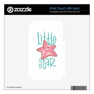 LITTLE STAR iPod TOUCH 4G SKIN
