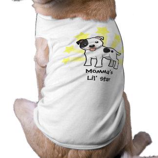 Little Star Staffordshire Bull Terrier Tee