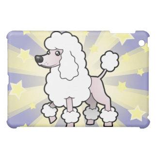 Little Star Standard/Miniature/Toy Poodl show cut iPad Mini Covers