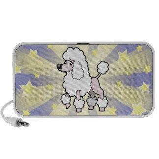 Little Star Standard/Miniature/Toy Poodl show cut Speaker