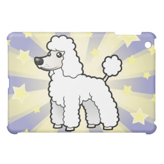 Little Star Standard/Miniature/Toy Poodle pup cut Case For The iPad Mini