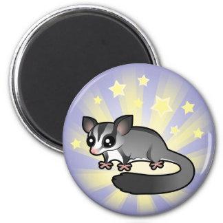 Little Star Sugar Glider 2 Inch Round Magnet