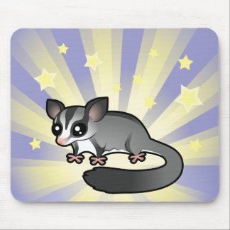 Little Star Sugar Glider Mouse Pad
