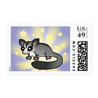Little Star Sugar Glider Postage