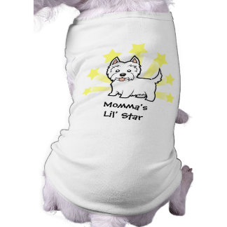 Little Star West Highland White Terrier Tee