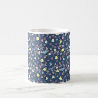 Little starr! blue coffee mug
