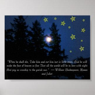 Little Stars Poster