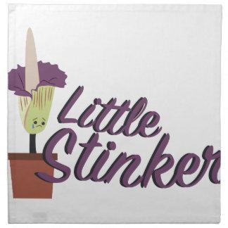 Little Stinker Cloth Napkin