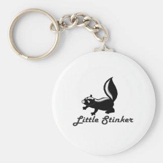 little stinker keychain