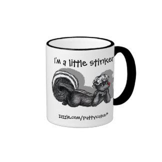 little stinker ringer mug