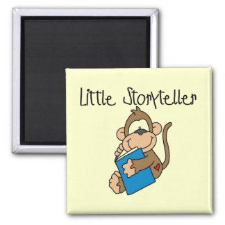 Little Storyteller Tshirts and Gifts Magnet
