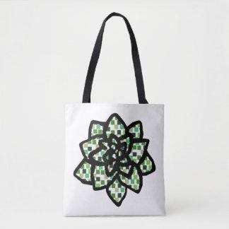 Little Succulent Tote Bag
