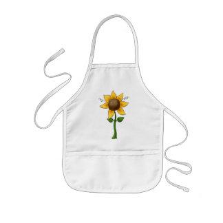 Little Sunflower Kids' Apron