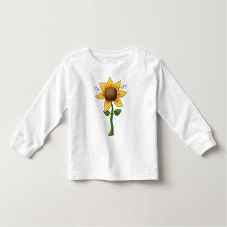 Little Sunflower Tee Shirts