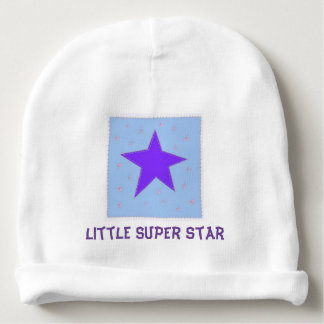 Little Super Star Baby Beanie