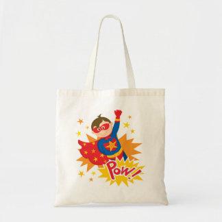 Little Superhero Tote Bag