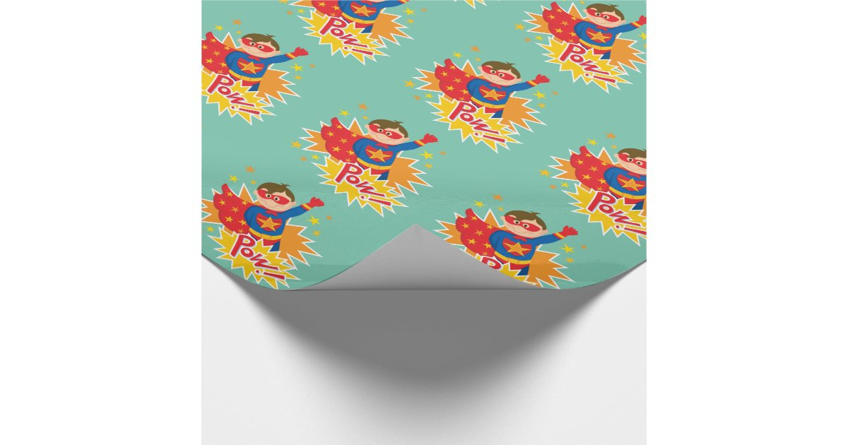 superhero wrapping paper Superior gift wrap offers wholesale wrapping paper and gift bags, boxes, tissue, ribbon and bows for christmas and other holidays and any special occasions we have been a supplier for over 50 years.