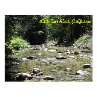 Little Sur River Postcard