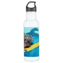 LIttle Surfer Girl Water Bottle