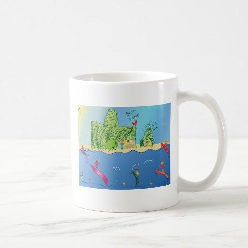 Little Surfers Mug