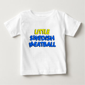 Little Swedish Meatball Baby T-Shirt