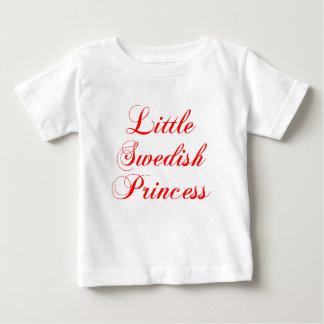 Little Swedish Princess Baby T-Shirt