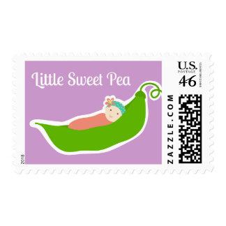 Little Sweet Pea In a Pod, postage
