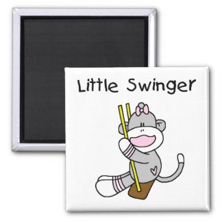 Little Swinger Tshirts and Gifts Magnet