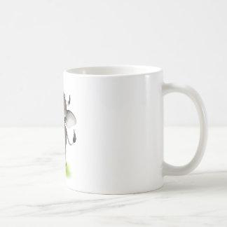 Little swiss cow coffee mug