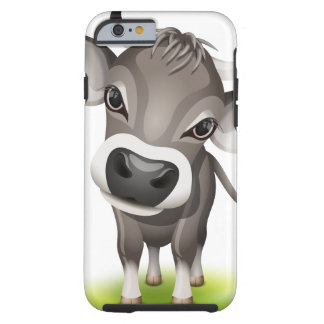 Little swiss cow tough iPhone 6 case
