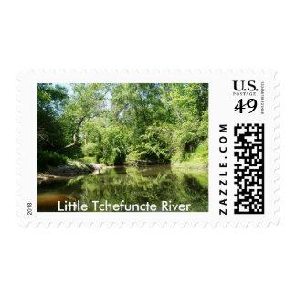 Little Tchefuncte River Postage Stamp