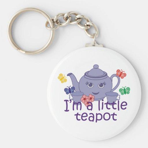 Little Teapot Keychain