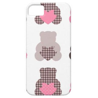 Little teddies : wonderful teddy Bears iPhone SE/5/5s Case