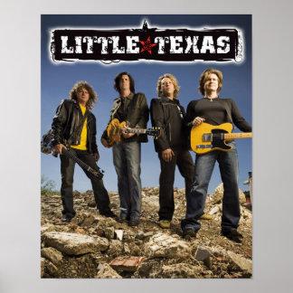 "Little Texas ""Rocks"" Poster"