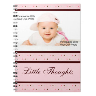 Little Thoughts Notebook Journal