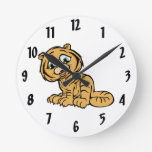 Little Tiger Clocks