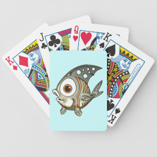 Little Tiger Fish Playing Cards