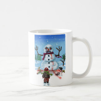 Little Timothys LAST Snowman Mug