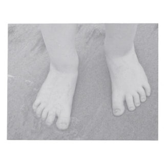 Little toes notepad