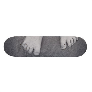 Little toes skateboard deck