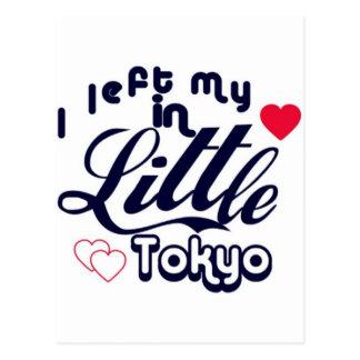 Little Tokyo Postcard