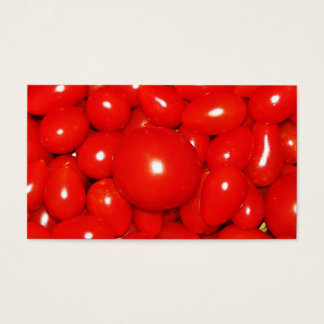 Little Tomatoes Business Card