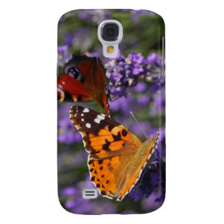 little tortoiseshell and peacock butterfly samsung galaxy s4 cover