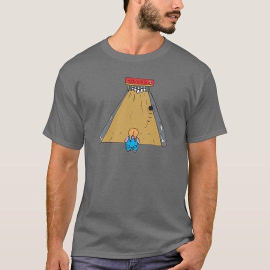 little tot bowling gutter ball T-Shirt