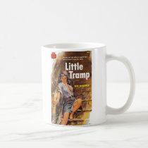 Little Tramp by Gil Brewer Coffee Mug