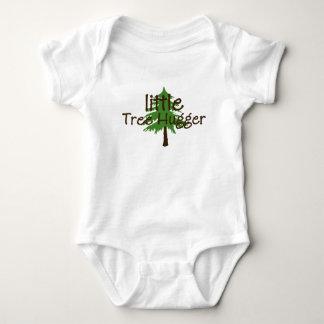 Little Tree Hugger Baby Bodysuit
