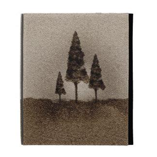 Little Trees iPad Folio Cover