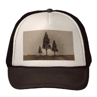 Little Trees Trucker Hat