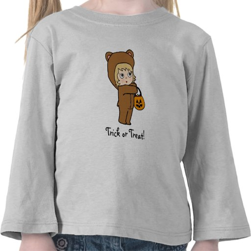 Little Trick or Treater T-shirt